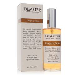 Demeter Perfume by Demeter, 4 oz Ginger Cookie Cologne Spray for Women