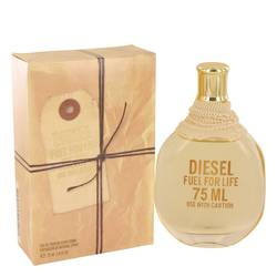 Fuel For Life Perfume by Diesel, 2.5 oz Eau De Parfum Spray for Women