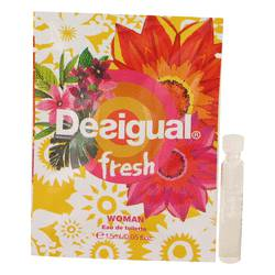 Desigual Fresh Sample by Desigual, .05 oz Vial (sample) for Women