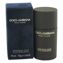 Dolce & Gabbana Deodorant by Dolce & Gabbana, 75 ml Deodorant Stick for Men from FragranceX.com