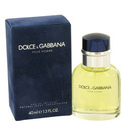Dolce & Gabbana Cologne by Dolce & Gabbana, 1.3 oz Eau De Toilette Spray for Men