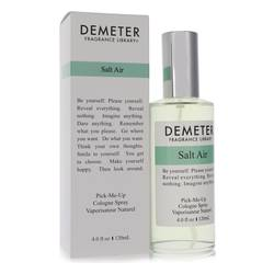 Demeter Perfume by Demeter, 4 oz Salt Air Cologne Spray for Women