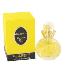 Dolce Vita Perfume by Christian Dior, 30 ml Eau De Toilette Spray for Women from FragranceX.com