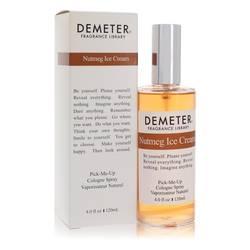Demeter Perfume by Demeter, 4 oz Nutmeg Ice Cream Cologne Spray for Women