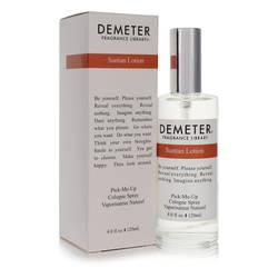 Demeter Perfume by Demeter, 4 oz Suntan Lotion Cologne Spray for Women