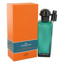 Eau D'orange Verte Cologne by Hermes, 6.7 oz Eau De Cologne Spray (Unisex) for Men