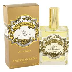 Eau D'hadrien Cologne by Annick Goutal, 3.4 oz Eau De Toilette Spray for Men
