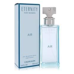 Eternity Air Perfume by Calvin Klein, 3.4 oz Eau De Parfum Spray for Women