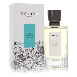 Eau D'hadrien Cologne by Annick Goutal, 3.4 oz Eau De Parfum Spray for Men