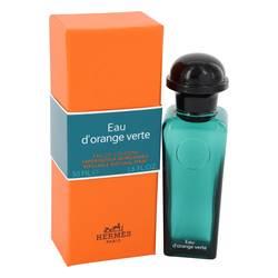 Eau D'orange Verte Perfume by Hermes, 50 ml Eau De Cologne Spray Refillable (Unisex) for Women