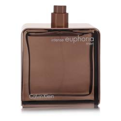 Euphoria Intense Cologne by Calvin Klein, 3.4 oz EDT Spray (Tester) for Men