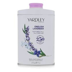 English Lavender Talc by Yardley London, 207 ml Talc for Women from FragranceX.com