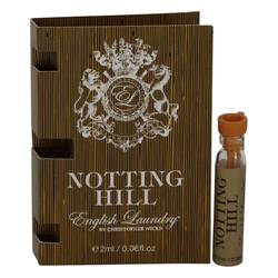 Notting Hill Sample by English Laundry, .06 oz Vial (sample) for Men