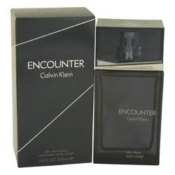 Encounter After Shave by Calvin Klein, 3.4 oz After Shave Spray for Men