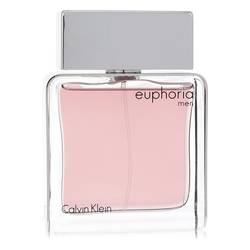 Euphoria Cologne by Calvin Klein, 3.4 oz EDT Spray (Tester) for Men