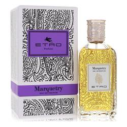 Etro Marquetry Perfume by Etro, 3.3 oz Eau De Parfum Spray (Unisex) for Women