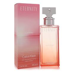 Eternity Summer Perfume by Calvin Klein, 3.4 oz Eau De Parfum Spray (2012) for Women