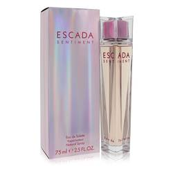 Escada Sentiment Perfume by Escada, 2.5 oz Eau De Toilette Spray for Women