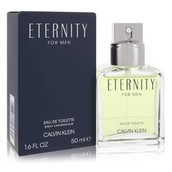 Eternity Cologne by Calvin Klein, 1.7 oz Eau De Toilette Spray for Men