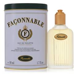 Faconnable Cologne by Faconnable, 1.7 oz Eau De Toilette Spray for Men
