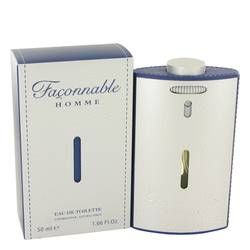 Faconnable Homme (new Packaging) Cologne by Faconnable, 50 ml Eau De Toilette Spray for Men
