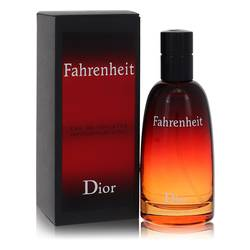 Fahrenheit Cologne by Christian Dior, 1.7 oz EDT Spray for Men