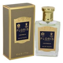 Floris Chypress Perfume by Floris, 1.7 oz Eau De Toilette Spray for Women