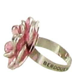 Fleurs De Cerisier Berdoues Accessories by Berdoues, -- Flower Cocktail Ring for Women