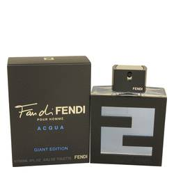 Fan Di Fendi Acqua Cologne by Fendi, 5 oz Eau De Toilette Spray for Men