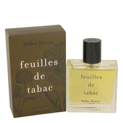 Feuilles De Tabac Perfume by Miller Harris, 1.7 oz Eau De Parfum Spray for Women