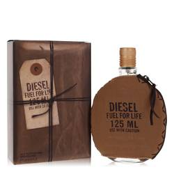 Fuel For Life Cologne by Diesel, 4.2 oz Eau De Toilette Spray for Men