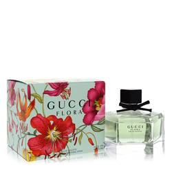 Flora Perfume by Gucci, 2.5 oz Eau De Toilette Spray for Women