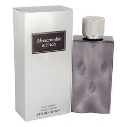 First Instinct Extreme Cologne by Abercrombie & Fitch, 3.4 oz Eau De Parfum Spray for Men