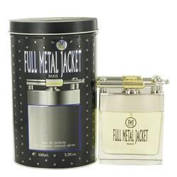 Full Metal Jacket Cologne by Parisis Parfums, 3.4 oz Eau De Toilette Spray for Men