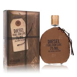 Fuel For Life Cologne by Diesel, 2.5 oz Eau De Toilette Spray for Men