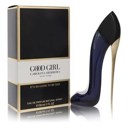 Good Girl Perfume by Carolina Herrera, 1 oz Eau De Parfum Spray for Women