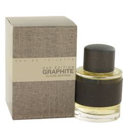 Graphite Oud Edition Cologne by Montana, 3.3 oz Eau De Toilette Spray for Men