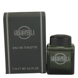 Grigio Perla Mini by Grigio Perla, .2 oz Mini EDT for Men
