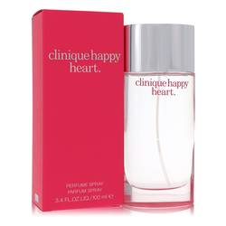 Happy Heart Perfume by Clinique, 100 ml Eau De Parfum Spray for Women