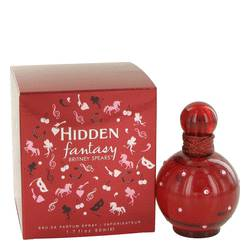Hidden Fantasy Perfume by Britney Spears, 50 ml Eau De Parfum Spray for Women