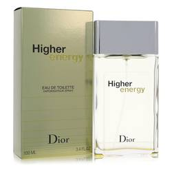 Higher Energy Cologne by Christian Dior, 3.3 oz EDT Spray for Men