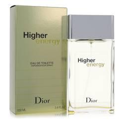 Higher Energy Cologne by Christian Dior, 3.3 oz EDT Spray for Men