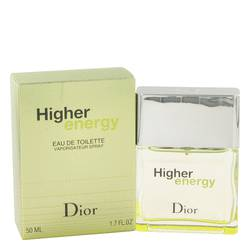 Higher Energy Cologne by Christian Dior, 1.7 oz EDT Spray for Men