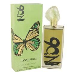 Hanae Mori Eau De Collection No 6 Perfume by Hanae Mori, 3.4 oz Eau De Toilette Spray for Women