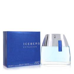 Iceberg Effusion Cologne by Iceberg, 2.5 oz Eau De Toilette Spray for Men
