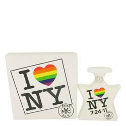I Love New York Marriage Equality Edition Perfume By Bond No. 9, 3.4 Oz Eau De Parfum Spray (marriage Equality Edition Unisex) For Women
