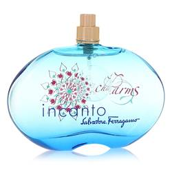 Incanto Shine Perfume by Salvatore Ferragamo, 3.4 oz Eau De Toilette Spray (Tester) for Women