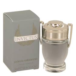Invictus Mini by Paco Rabanne, .17 oz Mini EDT for Men