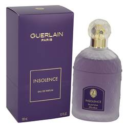 Insolence Perfume by Guerlain, 3.3 oz Eau De Parfum Spray (New Packaging) for Women