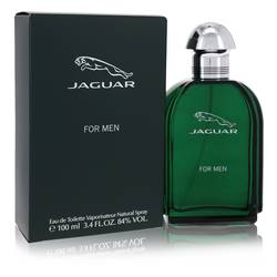 Jaguar Cologne by Jaguar, 3.4 oz Eau De Toilette Spray for Men